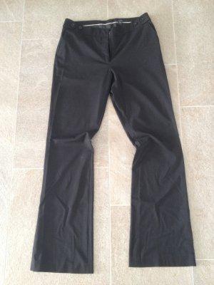 Feine Anzughose, schwarz, H&M, 40