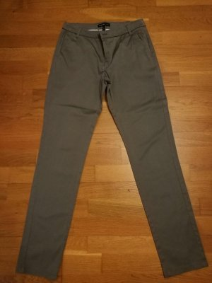 Feine Hose für den Büroalltag Farbe: Grau