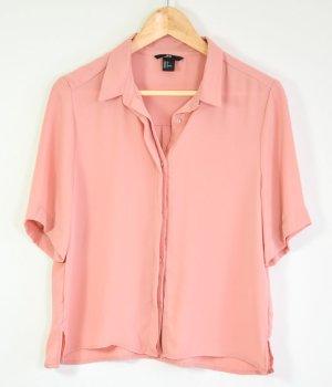 Feine, leichte Bluse rosé / puderfarben