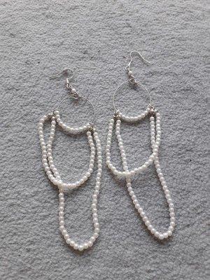 Zara Earring white