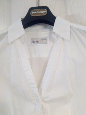Feine Slim-Fit Bluse Body-Bluse von ESPRIT