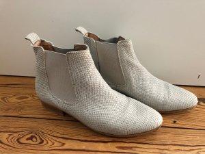 Brax Chelsea laarzen licht beige