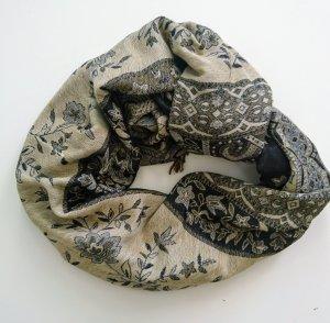 Feiner Cashmere Schal - modernes Paisley