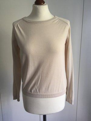 Feiner Pullover von COS - transparenter Rücken