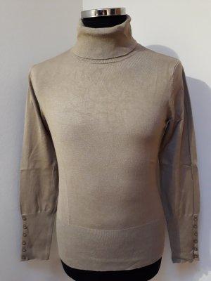 Feiner Rollkragen Pullover