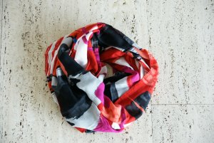 Cecil Tube Scarf multicolored