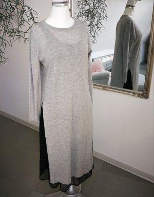 Zara Maglione lungo grigio