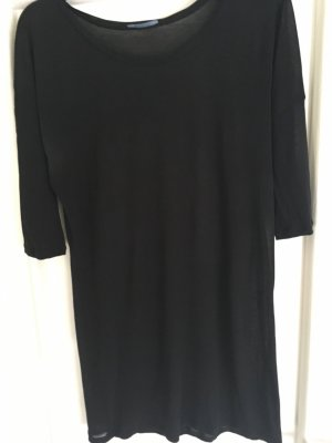 Max & Co. Long Shirt black viscose