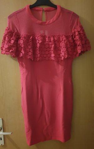 Bodyflirt Lace Dress pink