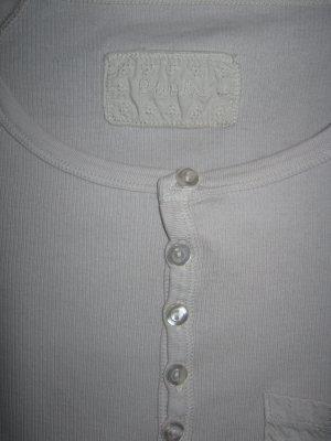 Feinrippshirt von Puriti Gr. S puder neu
