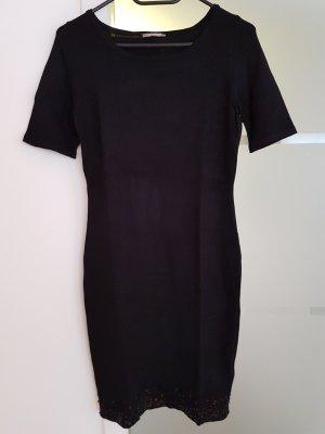 Feinstrick-Kleid ORSAY Gr. M mit dezenten Pailetten