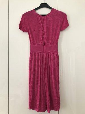 Feinstrick Kleid von Missoni mit cut out Ausschnitt