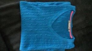 Feinstrick Puller mit Muster