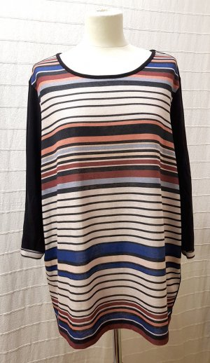 Gina Laura Long Sweater multicolored