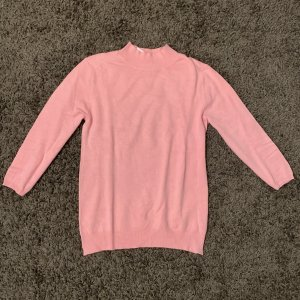 Zara Knitted Sweater pink