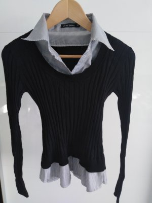 Sweater Twin Set multicolored