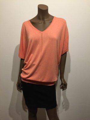 Feinstrick Pullover von Esprit, apricot, Gr. XL