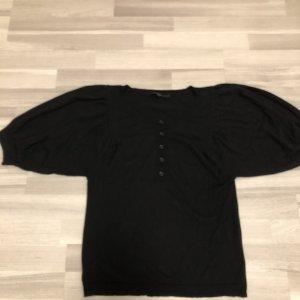 Feinstrick Pullover von Hallhuber, Größe S, Farbe Dunkelblau