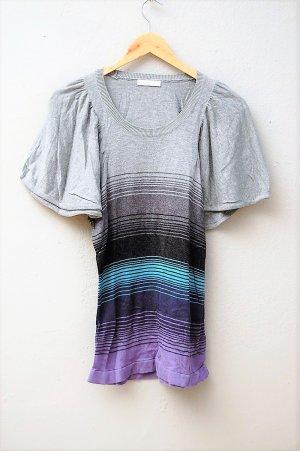 Feinstrick Shirt mit Flügelärmeln
