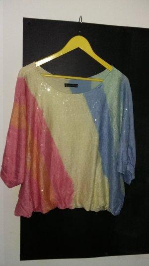 Feinstrick Shirt tolle Farben