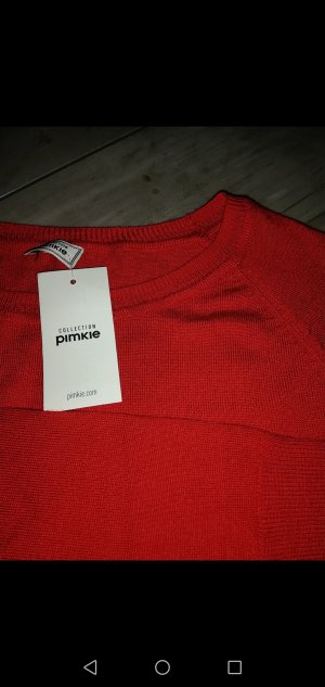 Pimkie Knitted Jumper red