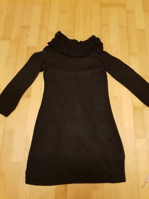 b.p.c. Bonprix Collection Vestido tejido negro