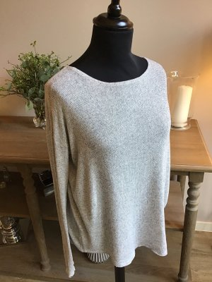 Abercrombie & Fitch Fine Knitted Cardigan light grey