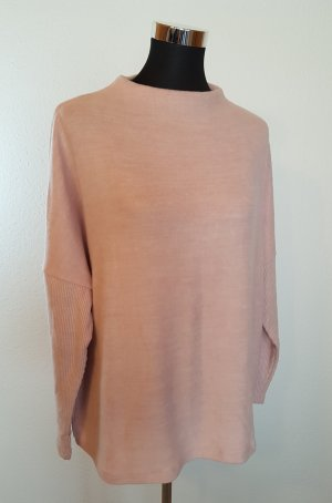 H&M Knitted Sweater dusky pink