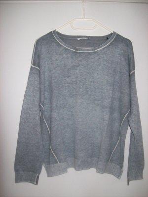 edc Crewneck Sweater grey-light grey