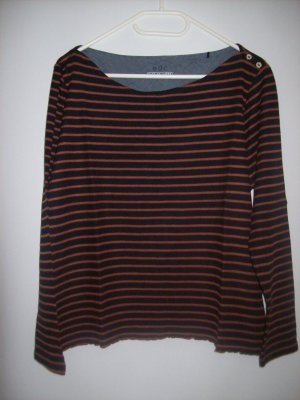 edc Crewneck Sweater black-cognac-coloured
