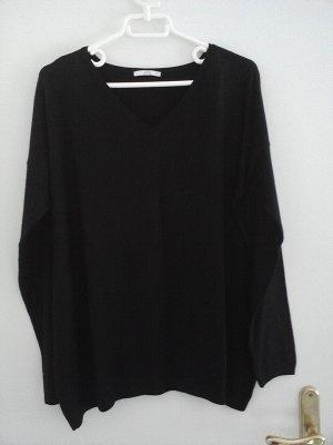 Feinstrickpullover schwarz von Esprit