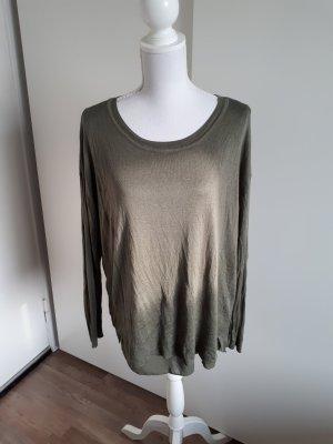 Feinstrickshirt Strickshirt Pullover