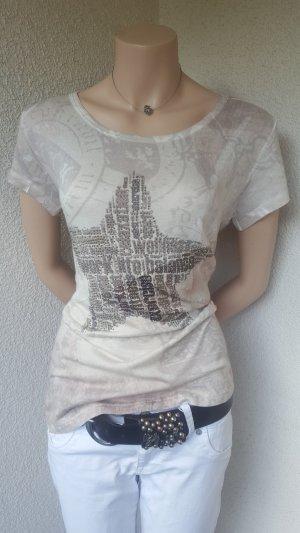Feinstrickshirt von Lindsay Moda - Gr. M