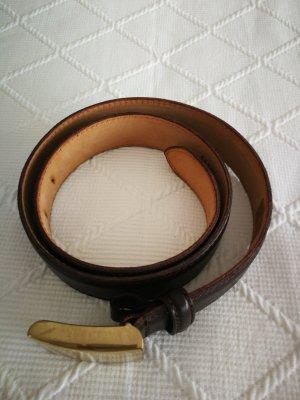 Belt dark brown