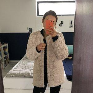 True Religion Fur Jacket pink
