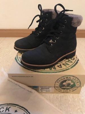 Fellgefütterte Ankle Boots von Panama Jack, NP 199€