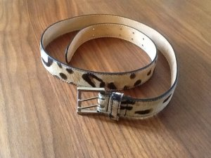 Furla Leather Belt multicolored