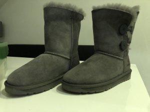 Stivale da neve grigio