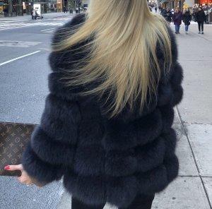We Love Furs Giacca di pelliccia nero