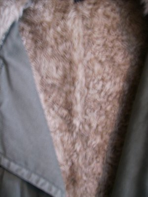 Felljacke, Tally Weijl, in Größe XS 34 zu verkaufen, Nichtraucherhaushalt
