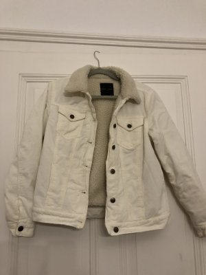 New Look Fur Jacket multicolored