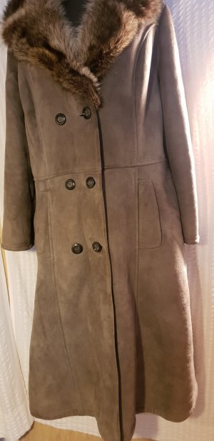 Winter Coat dark grey-anthracite