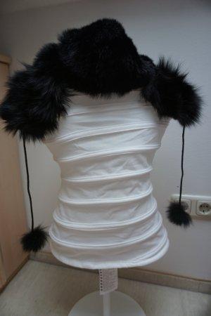 Fur Hat black fur