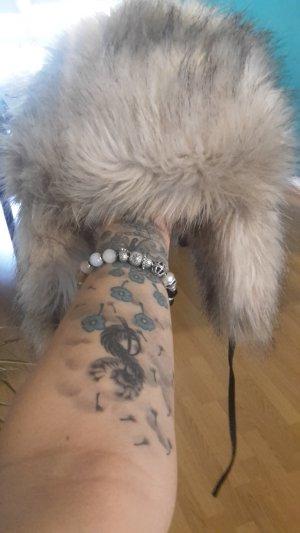 Fellmütze Wintermütze Fake Fur Mütze Winter