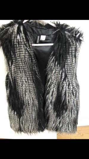 H&M Montgomery nero-grigio