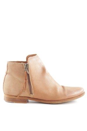 Felmini Korte laarzen nude zakelijke stijl