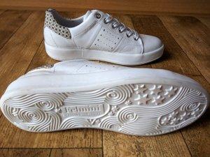 Felmini Luxus Leder Sneaker Neu