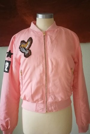 Cars Jeans Giacca bomber albicocca-color carne