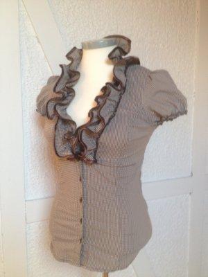 Feminine Bluse mit Rüschen
