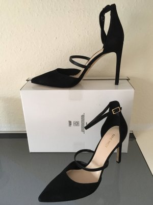 Nine west Tacones de tiras negro